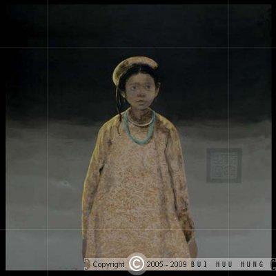 THE ANCIENT HANOIAN GIRL